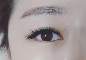 半永久纹眼线客户视频(3)