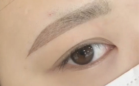 半永久纹眉客户视频(2)